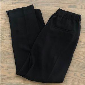 NWOT JCrew Crepe pull on pants